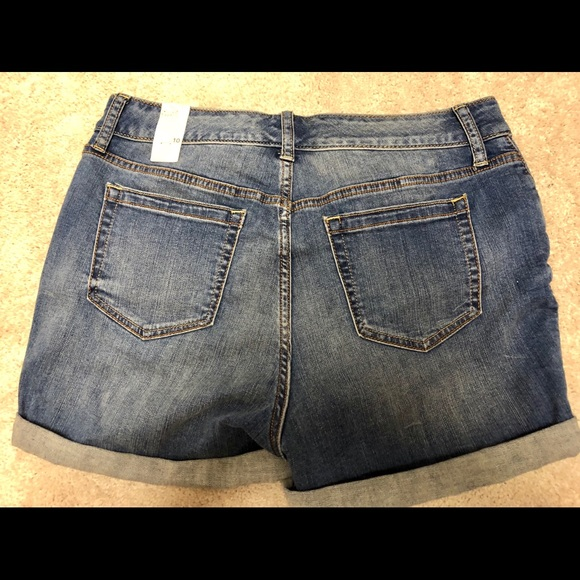 torrid Pants - NWT Jean Shorts